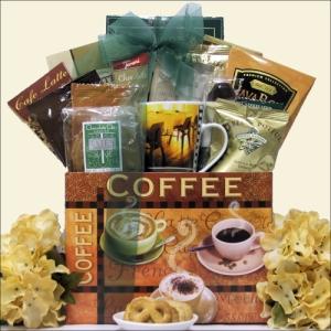 Coffee Gift-Basket