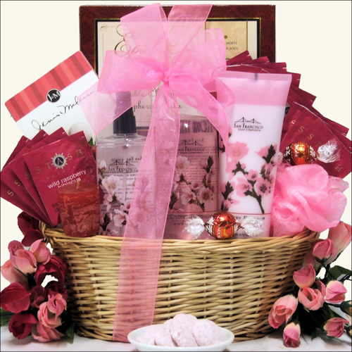 Spa Valentine Day Gift