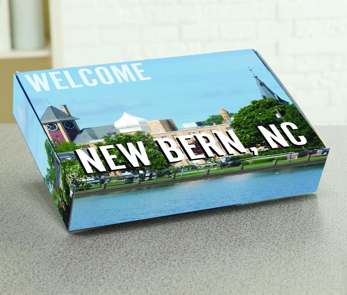Welcome to NB, North Carolina Gift Box